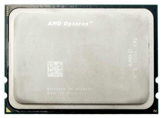 AMD Opteron 6172 2.10GHz Socket/Base G34 12-Core CPU Processor OS6172WKTCEGO