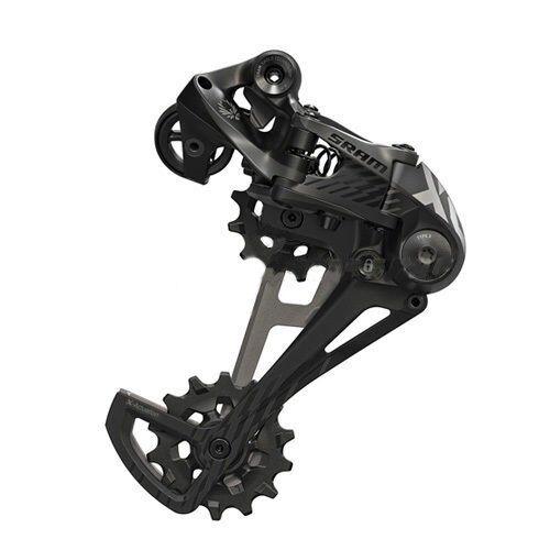 Black SRAM X01 Eagle Rear Derailleur 12 Speed