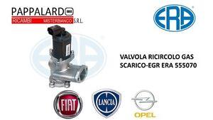 VALVOLA-RICIRCOLO-GAS-SCARICO-EGR-ERA-555070-OPEL-CORSA-D