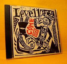 MAXI Single CD Levellers Come On 3 TR 2002 Folk Rock Brit Pop