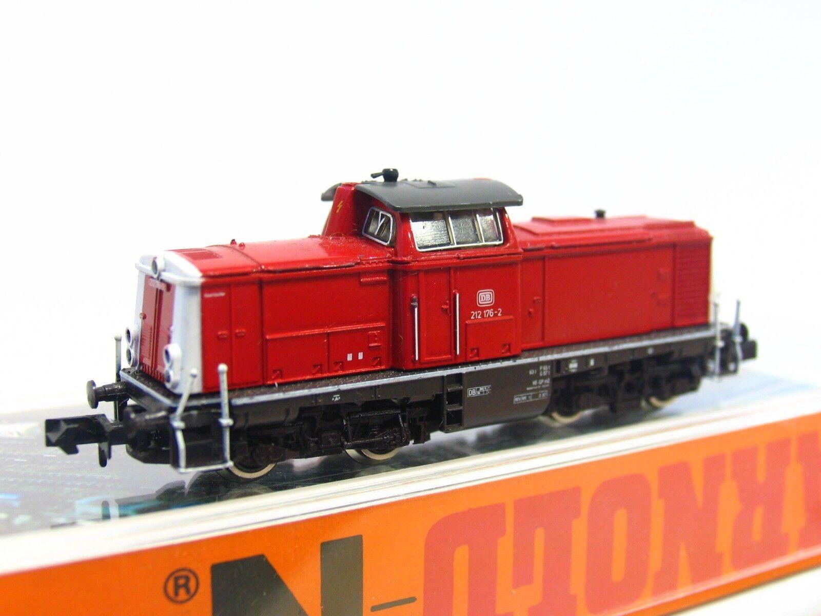 Arnold 2012 Diesellok BR 212 176-2 DB OP (rb619)