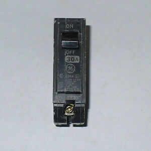 1P THQB1120 New 20A 1 pc GE Circuit  Breaker