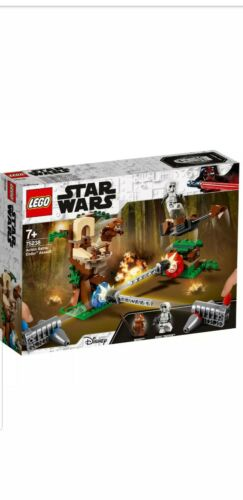 Ans 75238 LEGO Star Wars Action Bataille Endor Assault 7