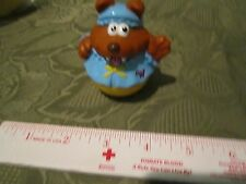 Playskool People Weebles part Little Red Riding big bad wolf dressed grandma toy