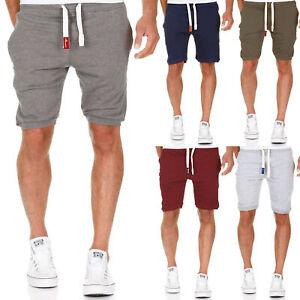 Herren Shorts Kurzhose Sporthosen Kurze Hose Jogging Fitness Bermuda Sweatshorts