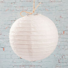 "Richland Paper Lanterns Round Chinese 8"" Set of 10 Home, Party & Wedding Decor"