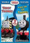 DVD NTSC 1 Thomas Friends Trust Thomas a Big Day for Thomas 2 Discs