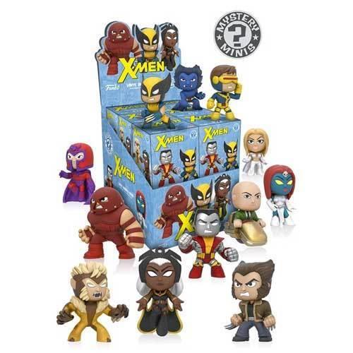 X - men - mystery - minis blind box - set von zwölf neuen funko