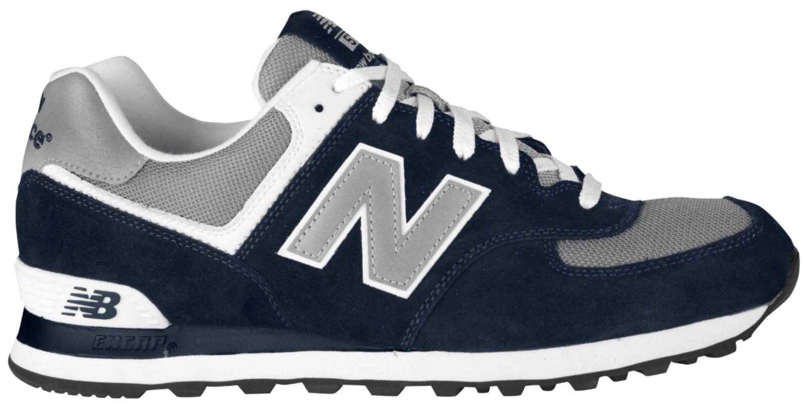 2018 NEW para hombre Azul Marino NEW 2018 BALANCE Clásico Zapatillas 1158 tamaño 7 D 8bc3ca
