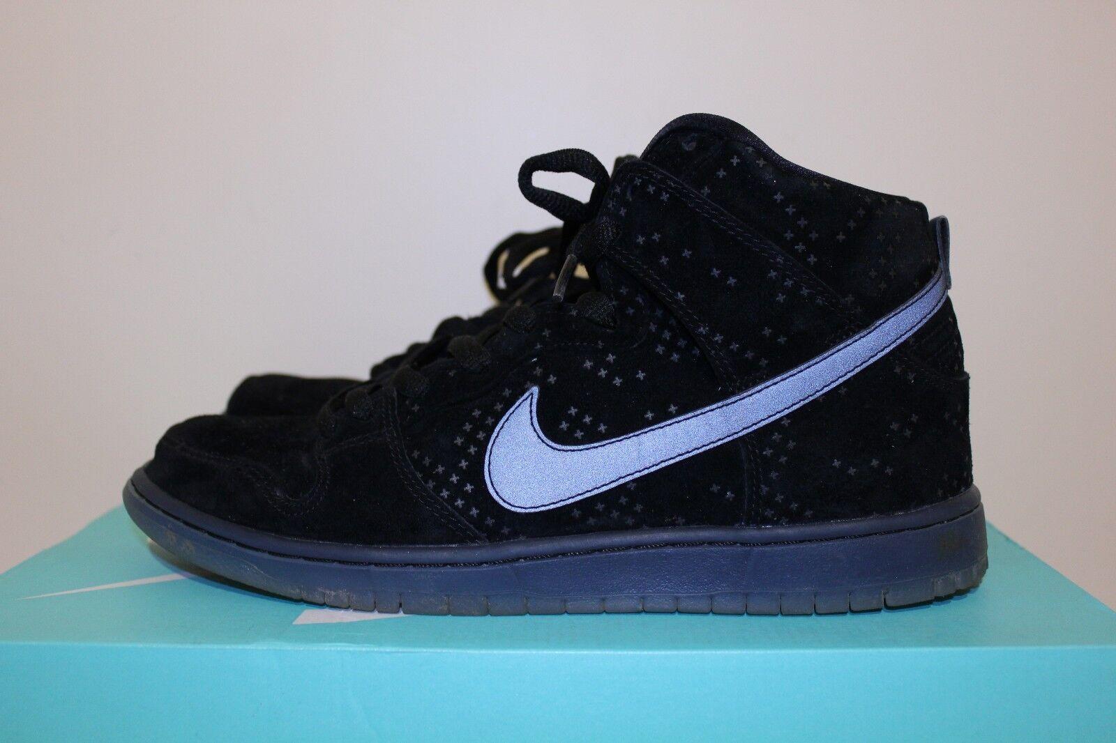 Men's Nike  Black 3m  Sbs Size 10