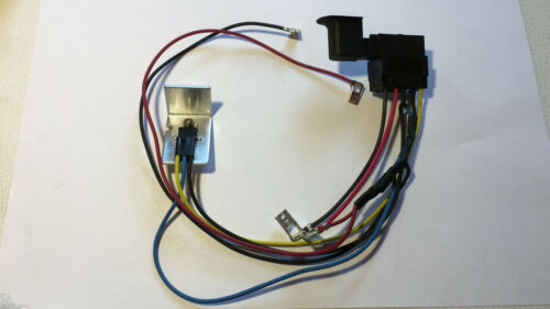 tp00000174 Makita Interrupteur 18 V feuilles Souffleur de feuilles bub182