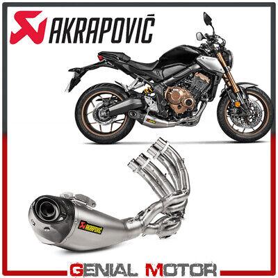 Akrapovic Honda CBR650F 2014 Racing Line Titanium Full Exhaust System