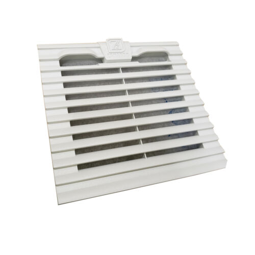 "Fan with Filter by Tecnomatic ARIAV-250W 10/"" for Control Panel Enclosures 115V"