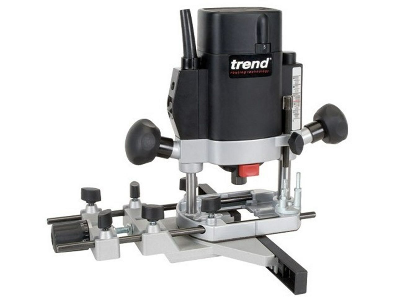 Trend T5ELB 1000w 1 4  Variable Speed Router 115v