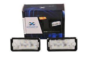 Premium-LED-Kennzeichenbeleuchtung-fuer-Audi-A3-8P-8PA-A4-B6-B7-Q7-A6-4F-804