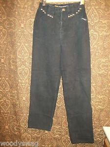 Rockies-Jeans-Black-slim-fit-Sample-Size-26-waist-100-Cotton-Dark-USA