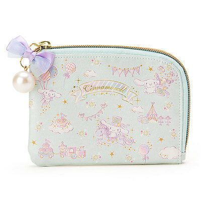 2016 Sanrio Cinnamoroll Dog Card Wallet Purse ~ NEW