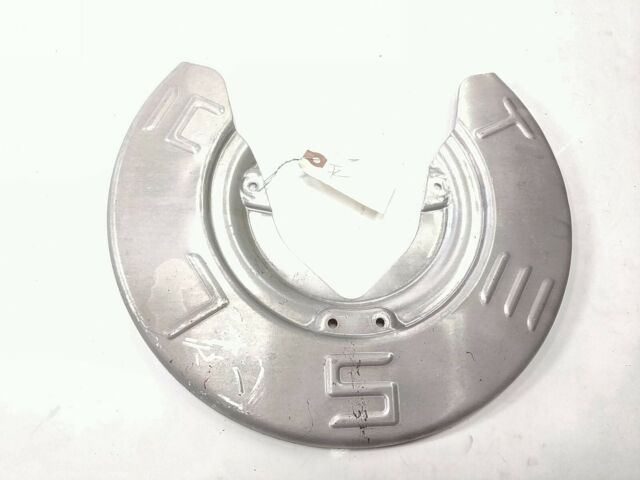 2018 Tesla Model 3 Front Brake Disc Rotor Dust Shield ...