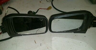 Toyota Corolla ae86 power mirrors