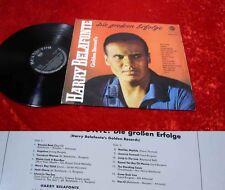 LP Harry Belafonte: Die großen Erfolge