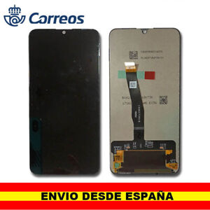 Pantalla-original-para-huawei-P-smart-2019-modelo-pot-lx3-color-negro-negra