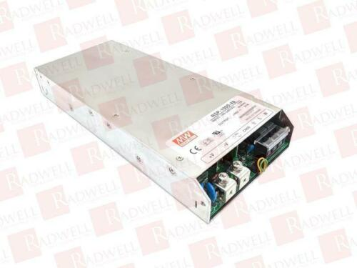 NEW NO BOX MEAN WELL RSP-1000-48 RSP100048