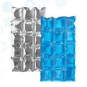Flexible-Reutilisable-Ice-Glaciere-Congelateur-Paquet-Cubes-Boite-Dejeuner