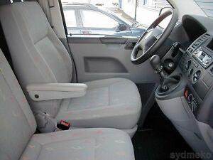 Comfort Armlehne - Mittelarmlehne Stoff hellgrau VW Bus T5 facelift + T6