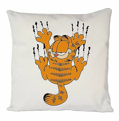 FUNNY GARFIELD CUSHION COVER PILLOW