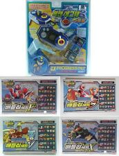 TAKARA Rockman(Mega Man) EXE DX Progress Pet + Battle Chip(30EA) Set