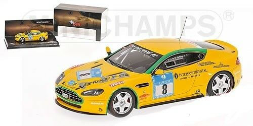 Minichamps Aston Martin V8 Vantage N24 – Team Oliver Mathai – 24h Nürburgring