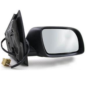vw polo 9n bj 01 bis 05 spiegel au enspiegel elektrisch. Black Bedroom Furniture Sets. Home Design Ideas