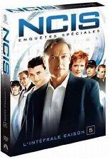 8541 // NCIS SAISON 5 COFFRET 5 DVD 24 EPISODES EN TBE