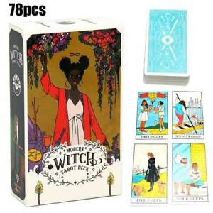 78-x-Modern-Witch-Tarot-Card-Deck-All-Female-Rider-Waite-Imagery-Party-Game-Gift