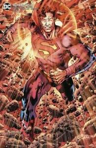 Superman #24 Variant By Bryan Hitch