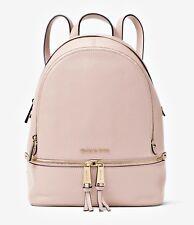 9e23b891d2a6 item 1 Michael Kors Backpack Bag Rhea Zip Md Backpack Leather Soft Pink New  -Michael Kors Backpack Bag Rhea Zip Md Backpack Leather Soft Pink New