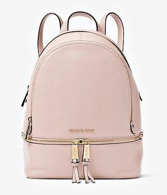 Michael Kors Rucksack Rhea Zip Medium Backpack Soft Pink in rosa für Damen
