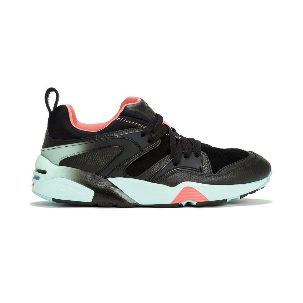 Puma Blaze Of Glory X Pink Dolphin Miami South Beach chaussures Trinomic Taille 10.5 DS