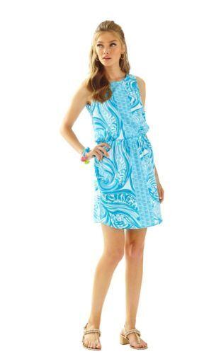 Polohemd S Rüschen Resort Pulitzer White Lilly Sea Kleid Xl Neu Windward w0q1Tz8T
