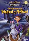 Adventures of Ichabod and Mr Toad 5017188888974 DVD Region 2