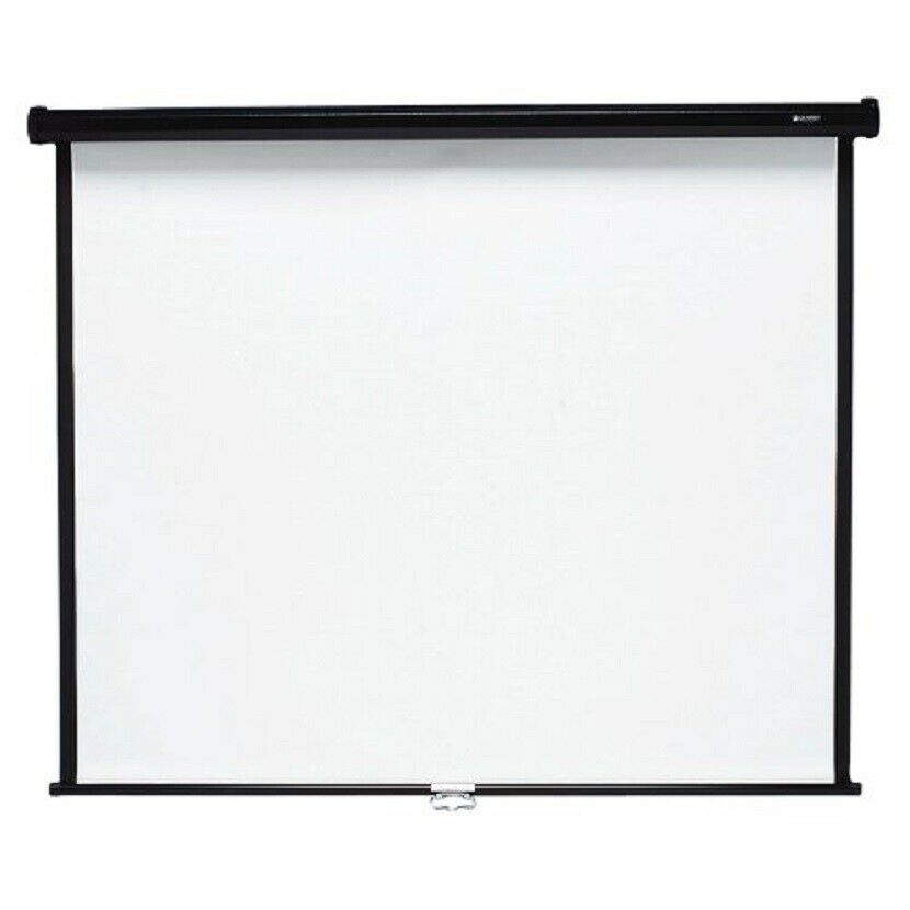 Quartet Wall and Ceiling Projection Screen, 60 x 60 Inches (660S)