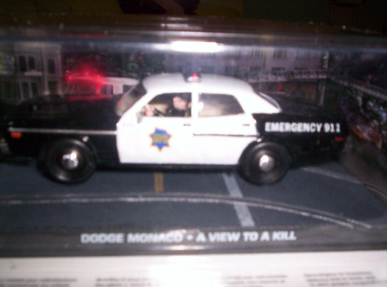 produttori fornitura diretta DODGE - MONACO - polizia polizia polizia 1977 - SCALA 1 43  alta qualità genuina
