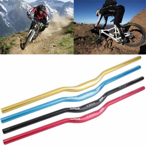 MTB Mountain Bike Bicycle Aluminum Alloy 31.8 x 780 mm Riser Handlebar ND