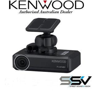 Kenwood DRV-N520 Dashboard Camera - Black