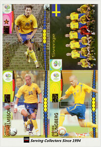 WORLD CUP 2006 SOCCER CARDS PANINI ETC. GERMANY USA HOLLAND BRAZIL MEXICO