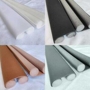 96cm Flexible Door Bottom Sealing Strip Guard Sealer Stopper Weatherstrip Wind