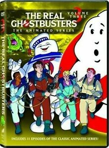 The-Real-Ghostbusters-Volume-3-New-DVD-Full-Frame-Subtitled