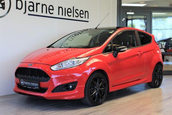 Ford Fiesta 1,0 SCTi 140 Red Edition billede 0
