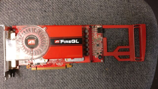 NEW DRIVERS: FIREGL V7300