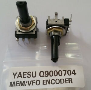 Yaesu-FT-847-Encoder-Q9000704-para-MEM-VFO-canal-FT847-Reino-Unido-Stock